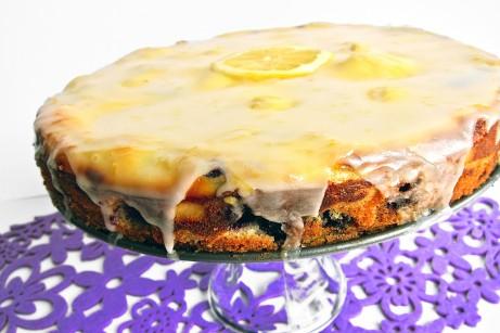 lemon ricott cake