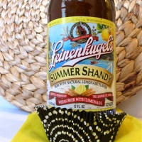 Summer Shandy Beer Cupcakes