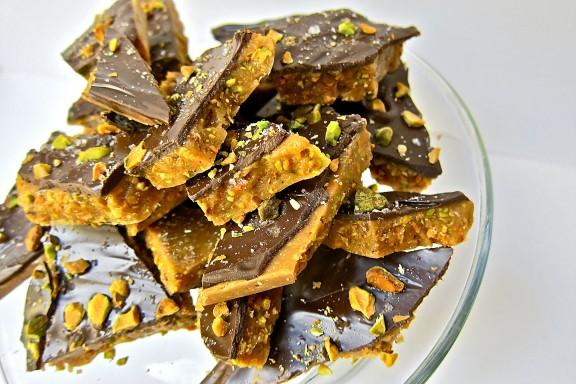Pistachio Toffee Recipe