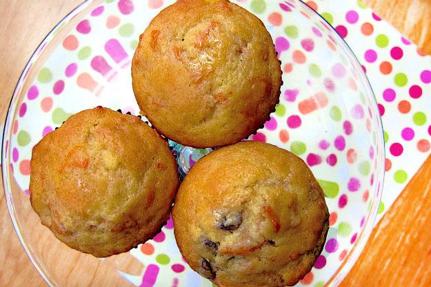 three muffins6