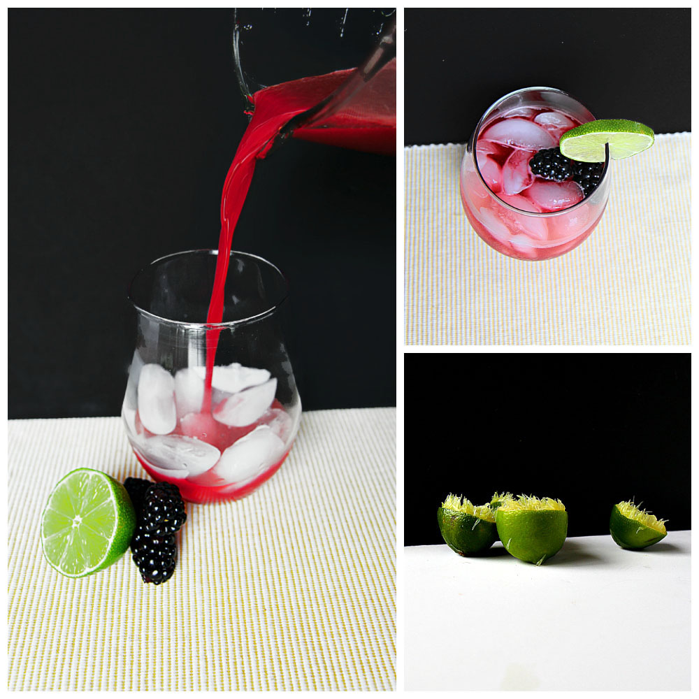 Here's to You: A Refreshing Blackberry Limeade for The Weary ...