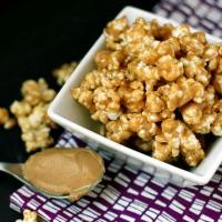 No Bake Peanut Butter Popcorn