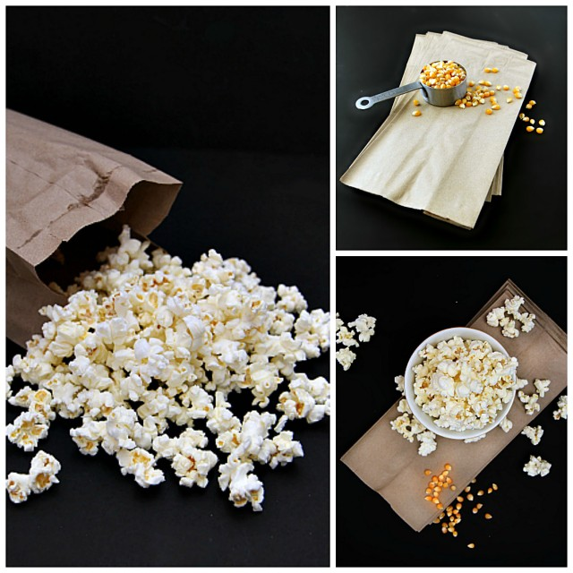 How to make popcorn in a paper bag at home hungrygems