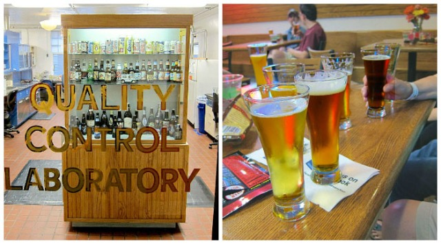 Coors Brewery Tour Colorado Tasting Room Free Samples