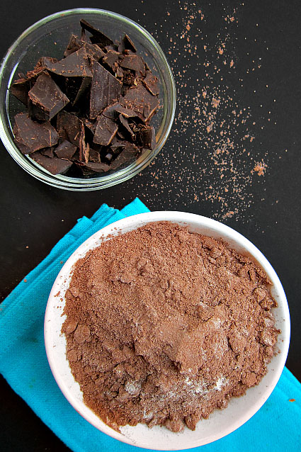homemade chocolate candy recipe, how to