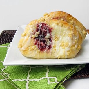 yeast pastry recipe