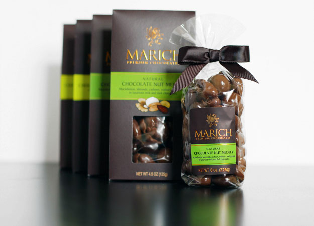 Marich Chocolates Nuts