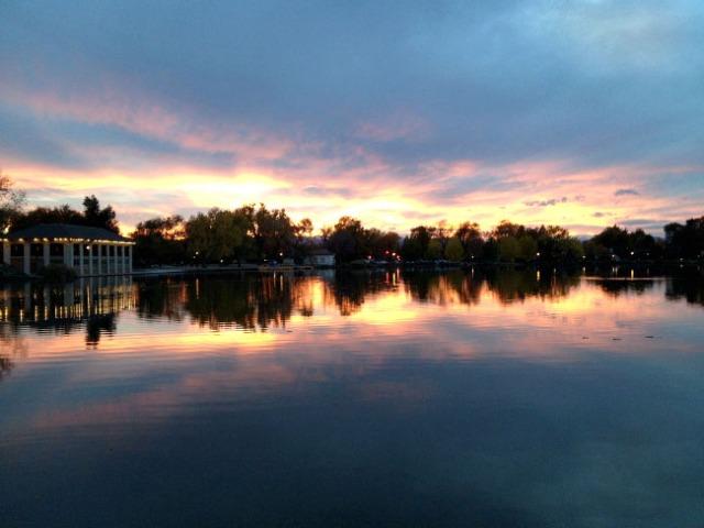 sunset wash park