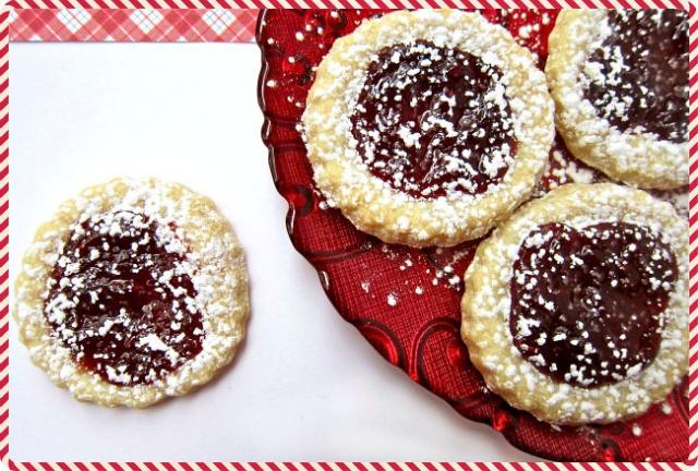 Kolacky and Kolache Christmas Cookies