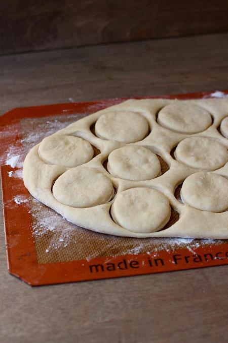 yeast donut dough recipe