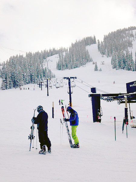 Colorado Skiing and Snowboarding Arapahoe Basin