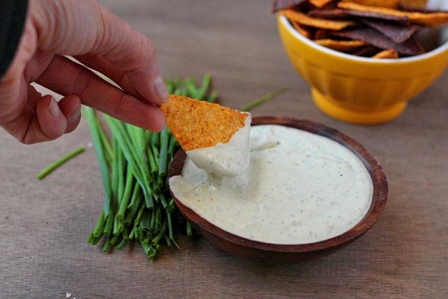 Easy Cream Cheese Dip Recipe