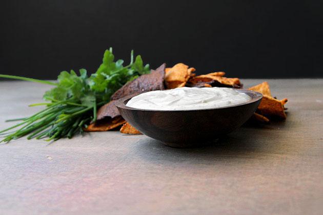 Greek Yogurt Dip Recipe