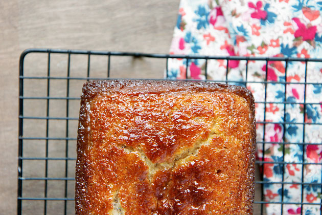 Moist Lemon Bread Recipe