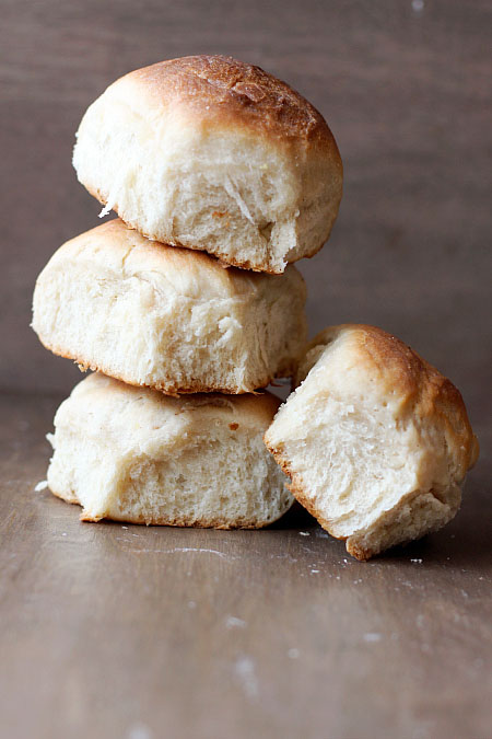 Amish Yeast Roll Recipe