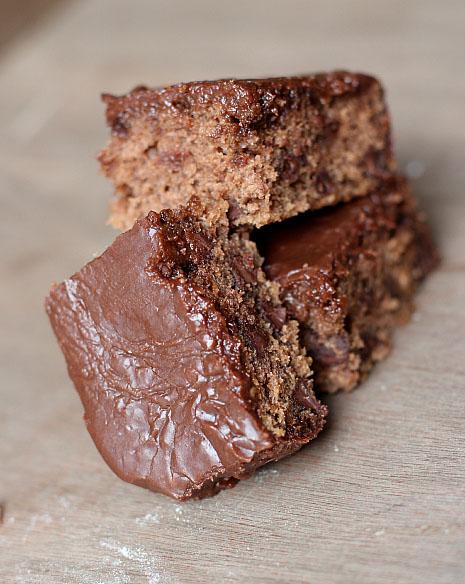 Chocolate Oatmeal Cake Recipe — Dishmaps